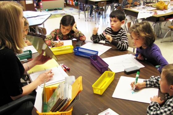 student engagement and good teacher
