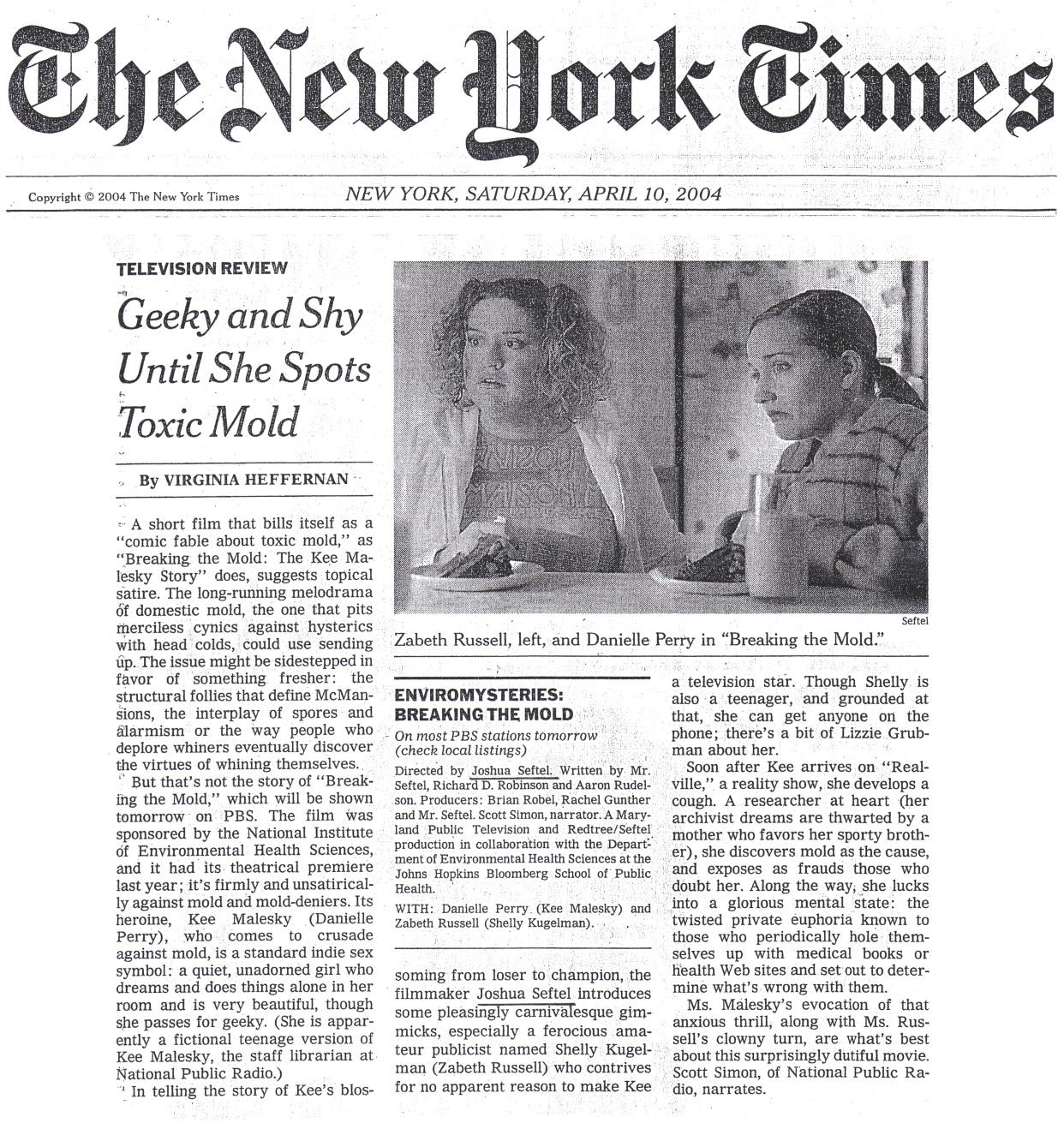 york articles