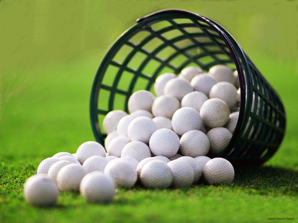 teacher tips stress golf ball