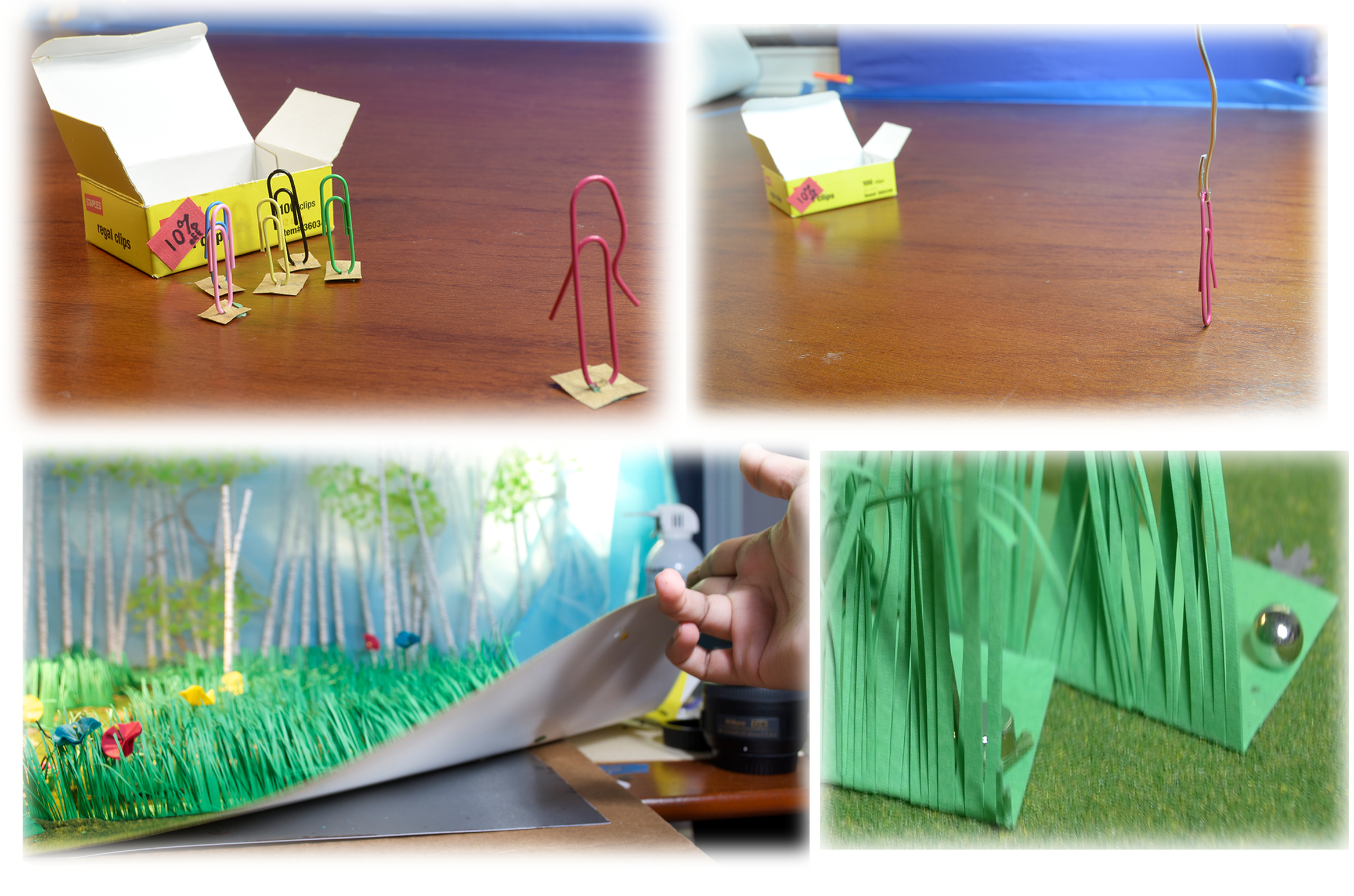 teacher appreciation stop-motion animation supports